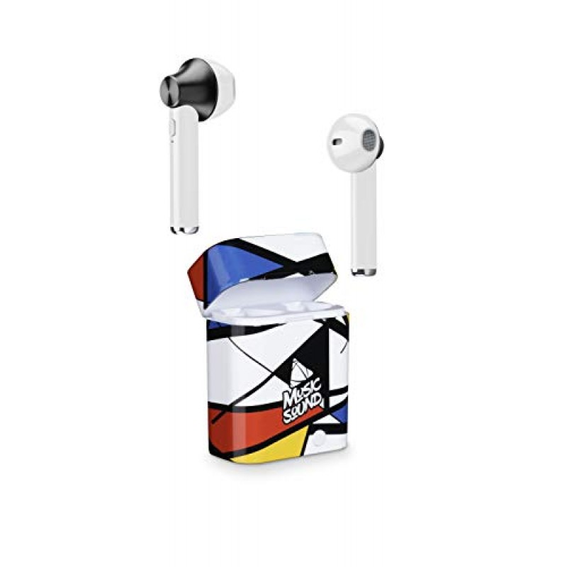 Musicsound - Auricolari Wireless Bluetooth in-Ear