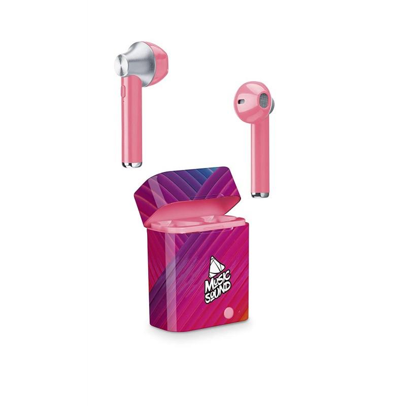 Musicsound - Auricolari Wireless Bluetooth in-Ear